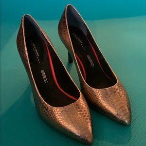Like new rockport heels